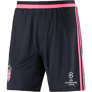 adidas FC Bayern Fußballshorts Herren dunkelblau