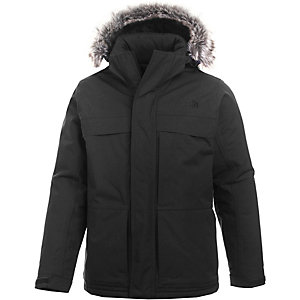 The North Face Nanavik Winterjacke Herren schwarz