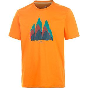 adidas Dolomiti Klettershirt Herren orange