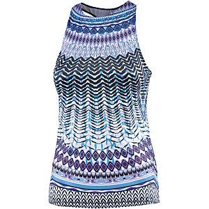 prAna Boost Funktionstop Damen blau