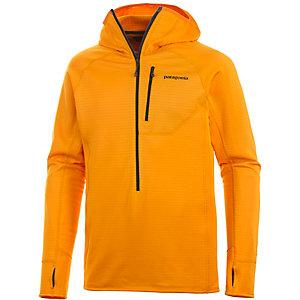 Patagonia R1 Fleecehoodie Herren orange