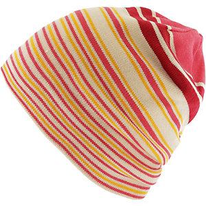 Arcteryx Rolling Stripe Beanie rot/gelb