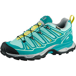 Salomon X Ultra 2 GTX Multifunktionsschuhe Damen mint/gelb