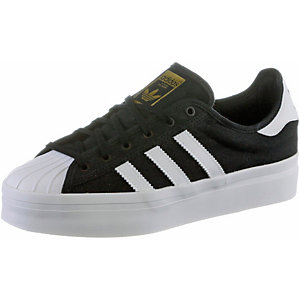 Adidas Superstar Frauen Schwarz
