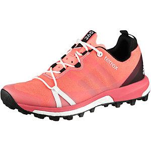 adidas Terrex Agravic Mountain Running Schuhe Damen koralle