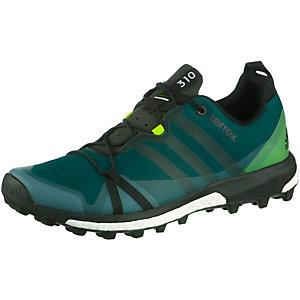 adidas Terrex Agravic Mountain Running Schuhe Herren grün