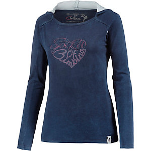 Chillaz Bergamo Funktionsshirt Damen indigo