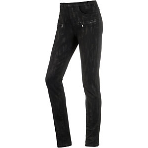 Culture Jeggings Damen schwarz