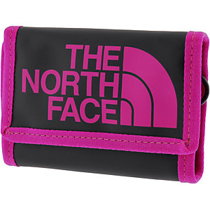 The North Face Base Camp Geldbeutel schwarz/pink