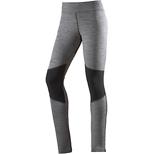 SALEWA Pedroc Dry Tights Damen grau/schwarz