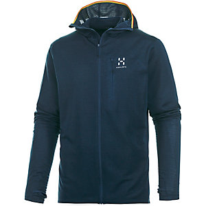 Haglöfs L.I.M Power Dry Fleecejacke Herren navy