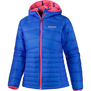 Columbia Diamond 890 Turbodown Daunenjacke Damen blau