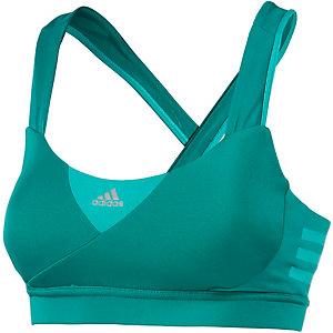adidas Supernova Sport-BH Damen grün