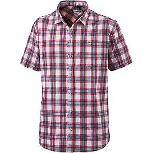 Schöffel Ranger Kurzarmhemd Herren rot