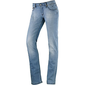 Tommy Hilfiger Suzzy Straight Fit Jeans Damen light denim