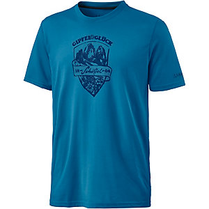 Schöffel Wanja T-Shirt Herren blau