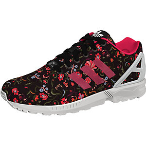 adidas ZX Flux W Sneaker Damen core black/ vivid berry