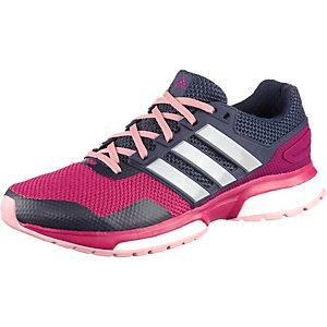 adidas Response Boost 2 Laufschuhe Damen dunkelblau/pink
