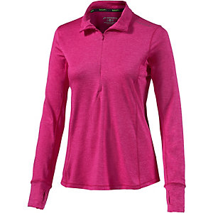 Brooks Laufshirt Damen pink