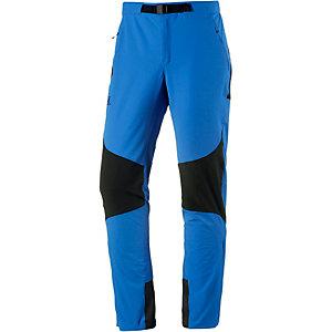Salomon Wayfarer Mountain Softshellhose Herren blau/schwarz