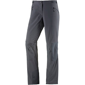Jack Wolfskin Gravity Flex Softshellhose Damen anthrazit