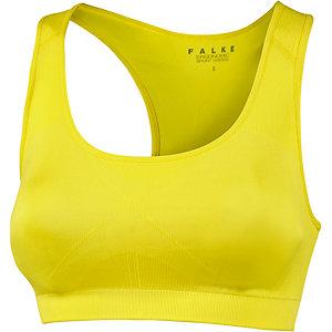 Falke Sport-BH Damen gelb