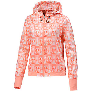 adidas Sequencials Laufjacke Damen apricot