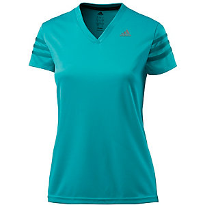 adidas RESPONSE Laufshirt Damen grün