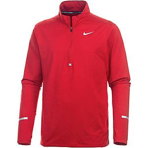 Nike Element Laufshirt Herren rot