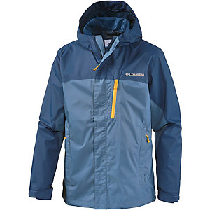 Columbia Pouring Adventure Outdoorjacke Herren blau