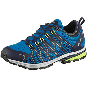 MEINDL X-SO Wave GTX Surround Wanderschuhe Herren blau/gelb