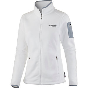 Columbia Titan Pass 2.0 Fleecejacke Damen weiß