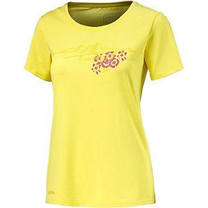 Schöffel Hyazinth Funktionsshirt Damen gelb