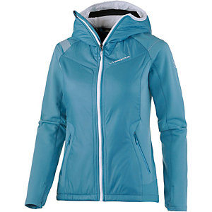 La Sportiva Siren 2.0 Softshelljacke Damen blau