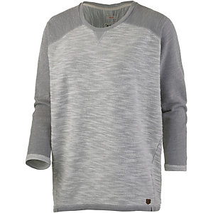 Burton Hubble Sweatshirt Damen graumelange