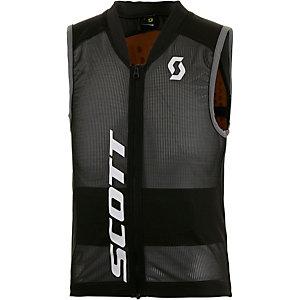 SCOTT Protector Vest Actifit JR Softshell Protektorenweste Kinder schwarz/grau