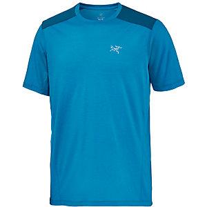 Arcteryx Pelion Comp SS Funktionsshirt Herren blau