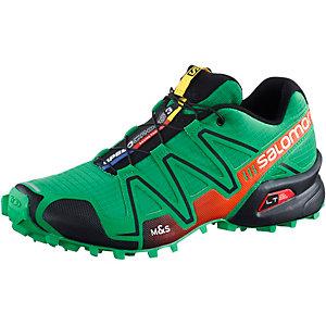 Salomon Speedcross 3 Laufschuhe Herren grün