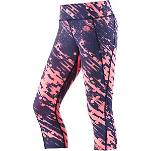 The North Face Pulse Tights Damen apricot/navy