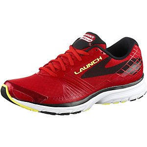 Brooks Launch 3 Laufschuhe Herren rot