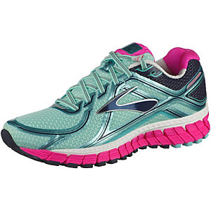 Brooks Adrenaline GTS 16 Laufschuhe Damen mint/pink