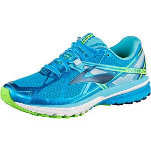 Brooks Ravenna 7 Laufschuhe Damen blau/grün