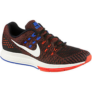 Nike Air Zoom Structure 19 Laufschuhe Herren schwarz/blau/orange