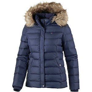 tommy hilfiger winterjacke damen blau oberhof. Black Bedroom Furniture Sets. Home Design Ideas