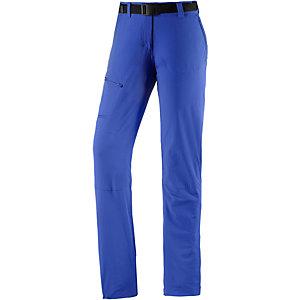 Maier Sports Inara Wanderhose Damen blau