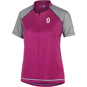 SCOTT Trail Flow Mel Fahrradtrikot Damen festival purple