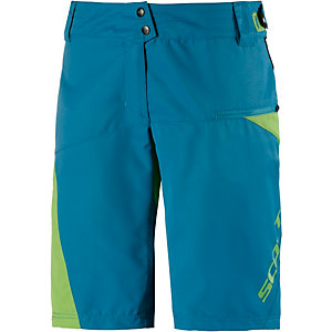 SCOTT Progressive Pro Bike Shorts Damen seaport blue
