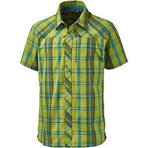 Bergans Marstein Kurzarmhemd Herren grün