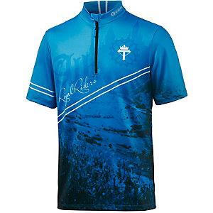 Gonso Castle Fahrradtrikot Herren blau