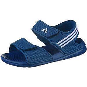 adidas Akwah 9 K Sandalen Kinder blau